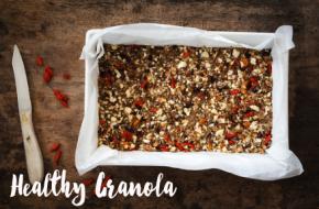 Healthy Granola [FR/ENG]