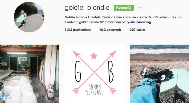 Goldie Blondie