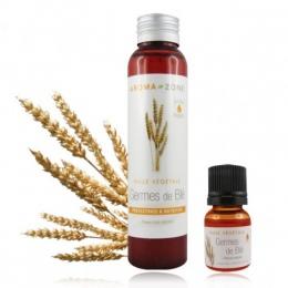 huile germe de blé
