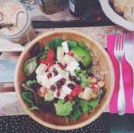 Coffee Club Montpellier Salade