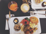Brunch Nook Café Montpellier