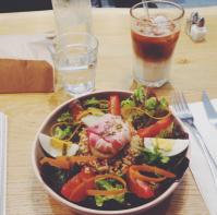 Salade Nook Café Montpellier
