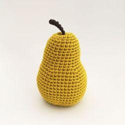Poir jaune Laetitia Dalbies