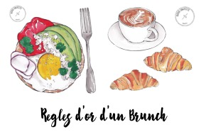 Brunch, les règles d'or!