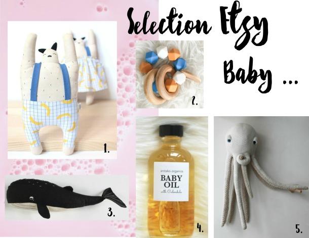 Etsy décoration bébé, enfant