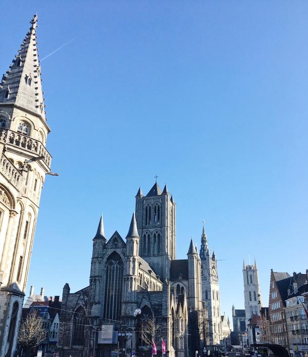 Centre historique Gand