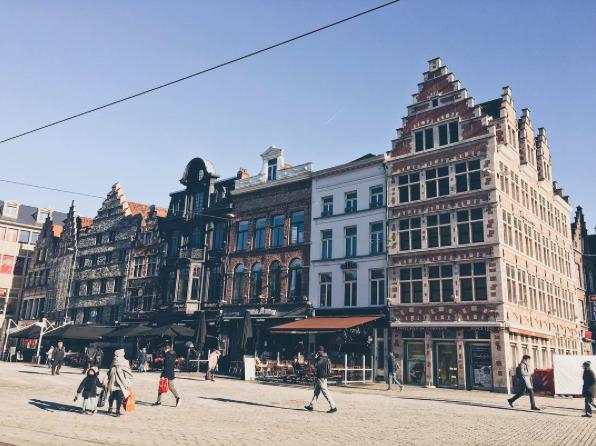 Week-end à Gand, Visiter Gent, Voyages à Gant Belgique