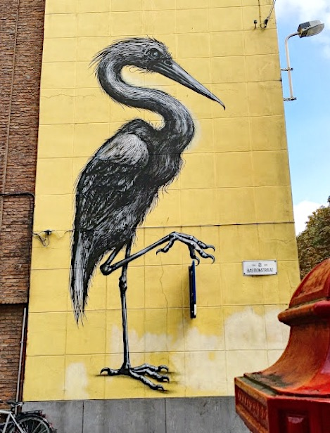Street art Gand, gent, Street art Gent Belgique