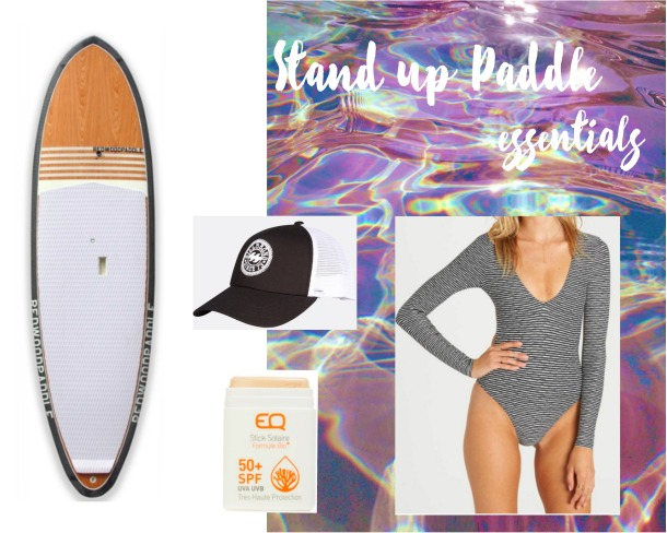Stand up Paddle essentials