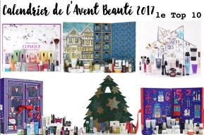 Top 10 Calendrier de l'Avent Beauté2017