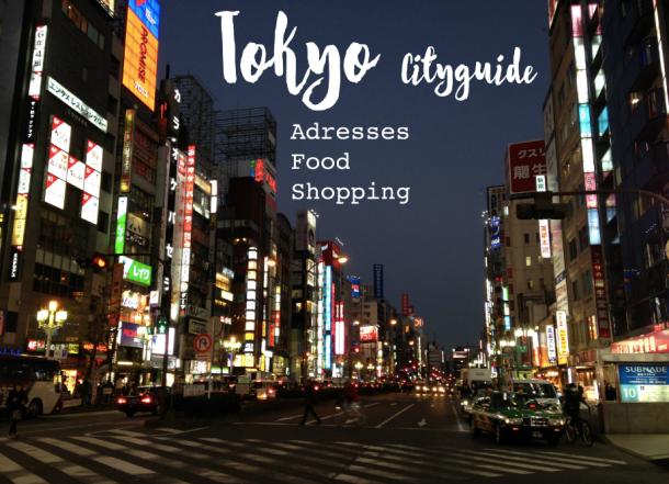 Tokyo Cityguide