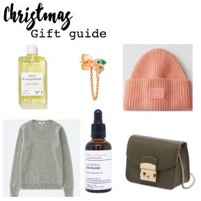 Noël Gift Guide
