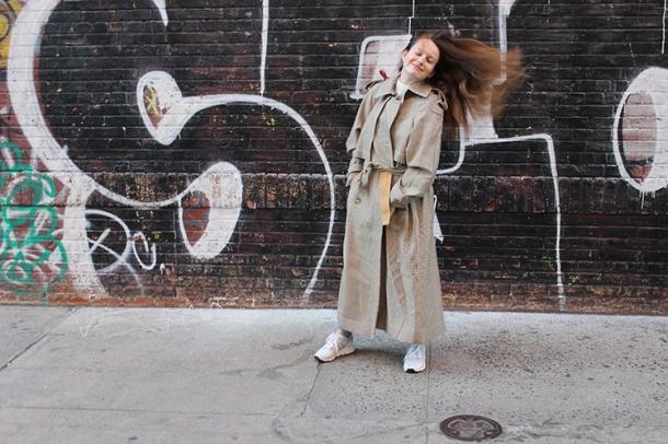 Interview une parisienne à New-York