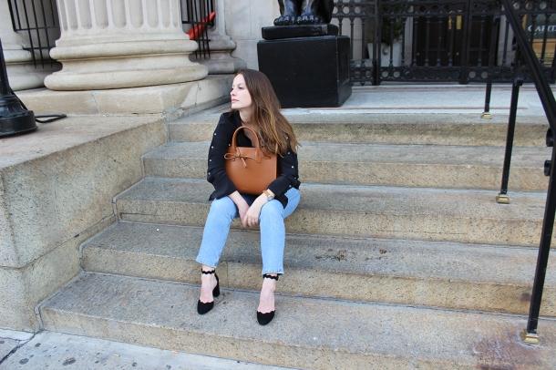 Marie Laure une parisienne à New-York