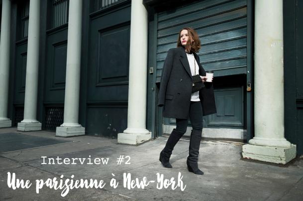 Une parisienne à New-York