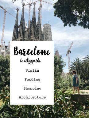 Barcelone, le Cityguide